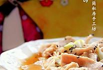 宝宝下饭菜之不辣的水煮肉片的做法