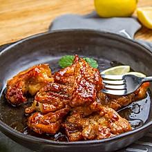 蒜香黄油鸡