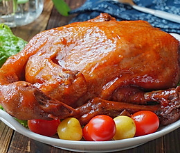 电饭煲叉烧鸡#宴客拿手菜#的做法