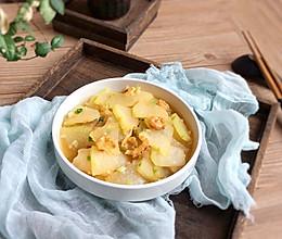 虾米焖冬瓜 最是鲜美的做法