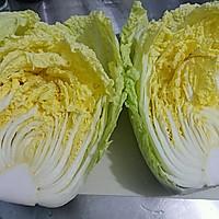 韩国泡菜的秘密【自制辣白菜】正宗发酵蜜桃爱营养师私厨的做法图解3