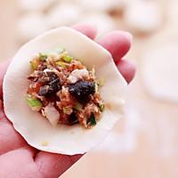 #新年开运菜,好事自然来#海参木耳饺子的做法图解16