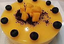 #全电厨王料理挑战赛热力开战!#芒果慕斯蛋糕的做法