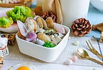 蛤蜊海鲜汤面~宝宝辅食的做法