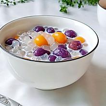 #父亲节,给老爸做道菜#自制手工芋圆