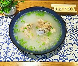 原味猪骨汤的做法