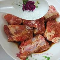 #菁选酱油试用之香煎排骨的做法图解2