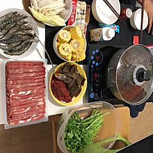 家庭简易火锅