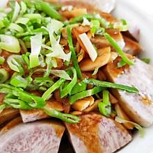 桂林腊肉蒸荔浦芋头