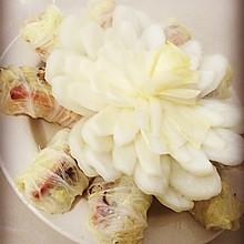 莲花白菜包
