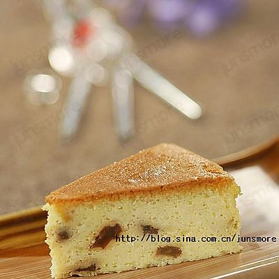 波士顿乳酪蛋糕