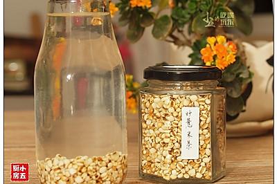 炒薏米茶:让身体趋于平衡的祛湿茶