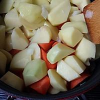 咖喱鲜虾牡蛎锅的做法图解5