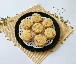 蔓越莓绿豆糕#甜粽VS咸粽,你是哪一党?#的做法