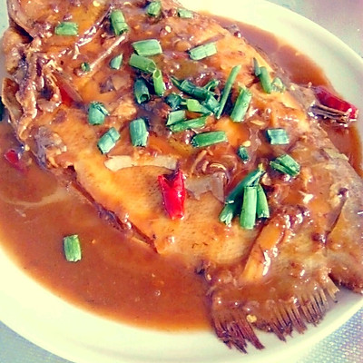 超级下饭的红烧鱼