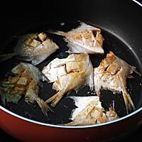 香煎小鲳鱼的做法图解6
