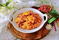 #烤究美味 灵魂就酱#烤肉酱风味的菠萝鸡片的做法