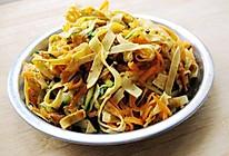 凉拌干豆腐丝的做法