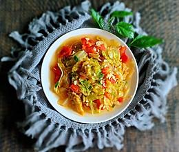 番茄球生菜的做法
