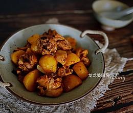 #我们约饭吧#家常菜_超级下饭的【鸡公煲】的做法