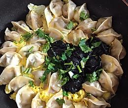 网红煎饺子(速冻水饺)的做法