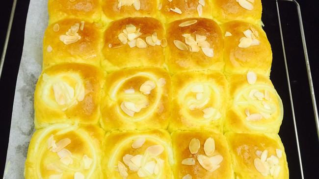 #安佳儿童创意料理#南瓜全麦面包的做法
