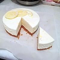 6寸全柠檬奶油慕斯(不用烤箱)的做法图解6