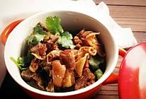 冬日暖菜:红烧羊排的做法