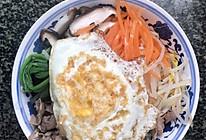 没有石锅的石锅拌饭的做法