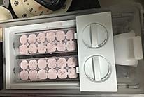 樱桃酸奶冰格的做法