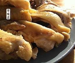 【爽口美味】白斩鸡(白切鸡)的做法