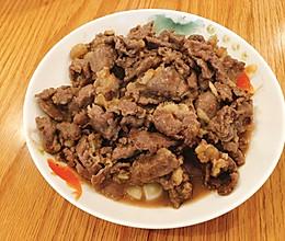 洋葱牛肉的做法