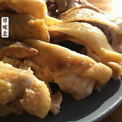 【爽口美味】白斩鸡(白切鸡)