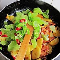 干锅土豆片的做法图解13