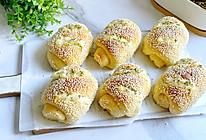 肉松面包的做法