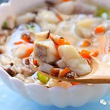 鲈鱼疙瘩汤 宝宝辅食食谱