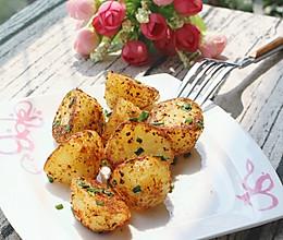 简单的孜然小土豆,好吃到没朋友的做法