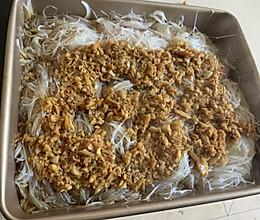 蒜蓉粉丝金针菇的做法