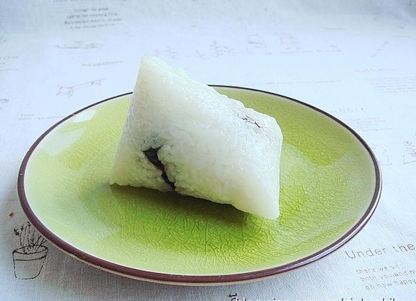 大枣凉粽的做法