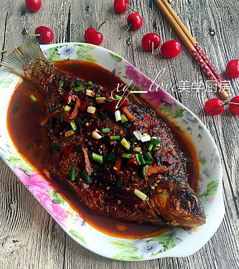 红烧鱼做法大全菜谱_红烧扁鱼的做法_菜谱_豆果美食