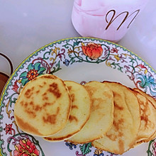 #换着花样吃早餐#小松饼