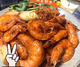 零基础也能做出的大菜!油焖大虾,香到舔手指!的做法