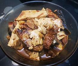 肉片鲅鱼炖豆腐的做法