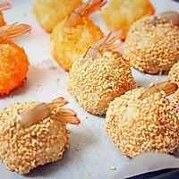 奶酪虾仁球,零基础也能学会的做法图解8