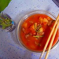番茄土豆牛肉的做法图解5