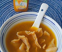 #做饭吧!亲爱的#花胶浓汤的做法