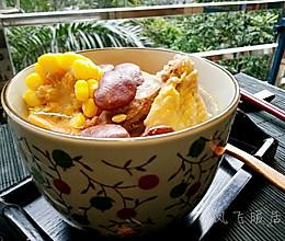 【袪湿靓汤】袪湿豆煲双骨汤的做法