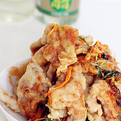 传统锅包肉