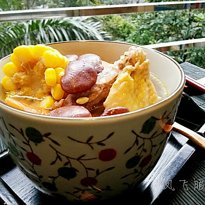 【袪湿靓汤】袪湿豆煲双骨汤