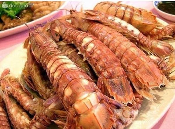 潮汕虾蛄的做法